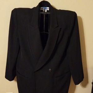 Black Jones NY Blazer Jacket
